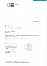 Handelsregistereintrag